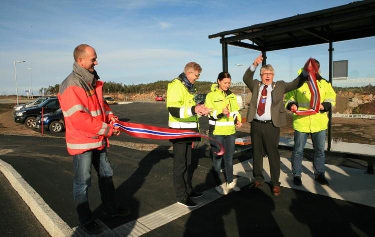 Informasjon om Innfartsparkering Kjerlingland