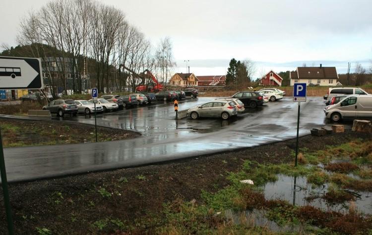 Informasjon om Innfartsparkering Rona