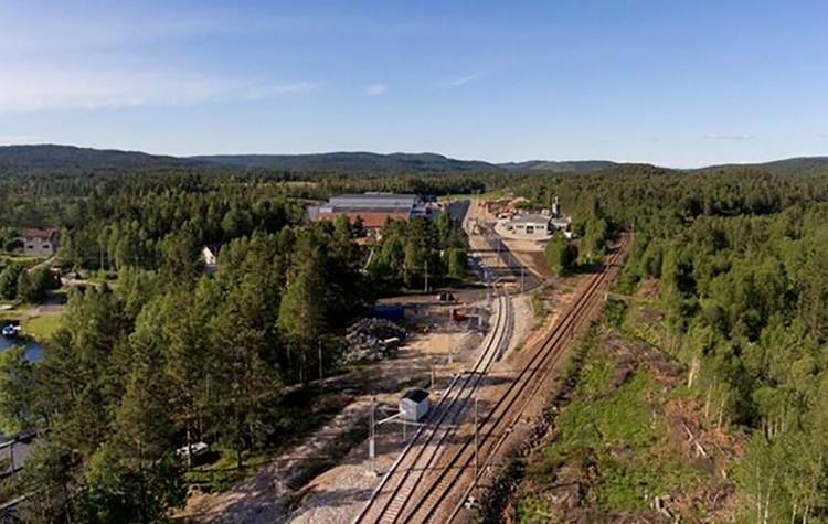 Informasjon om Sidespor Vatnestrøm stasjon